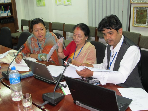 Digital Library of Nepal Health Research Council: Initiatives and Problems